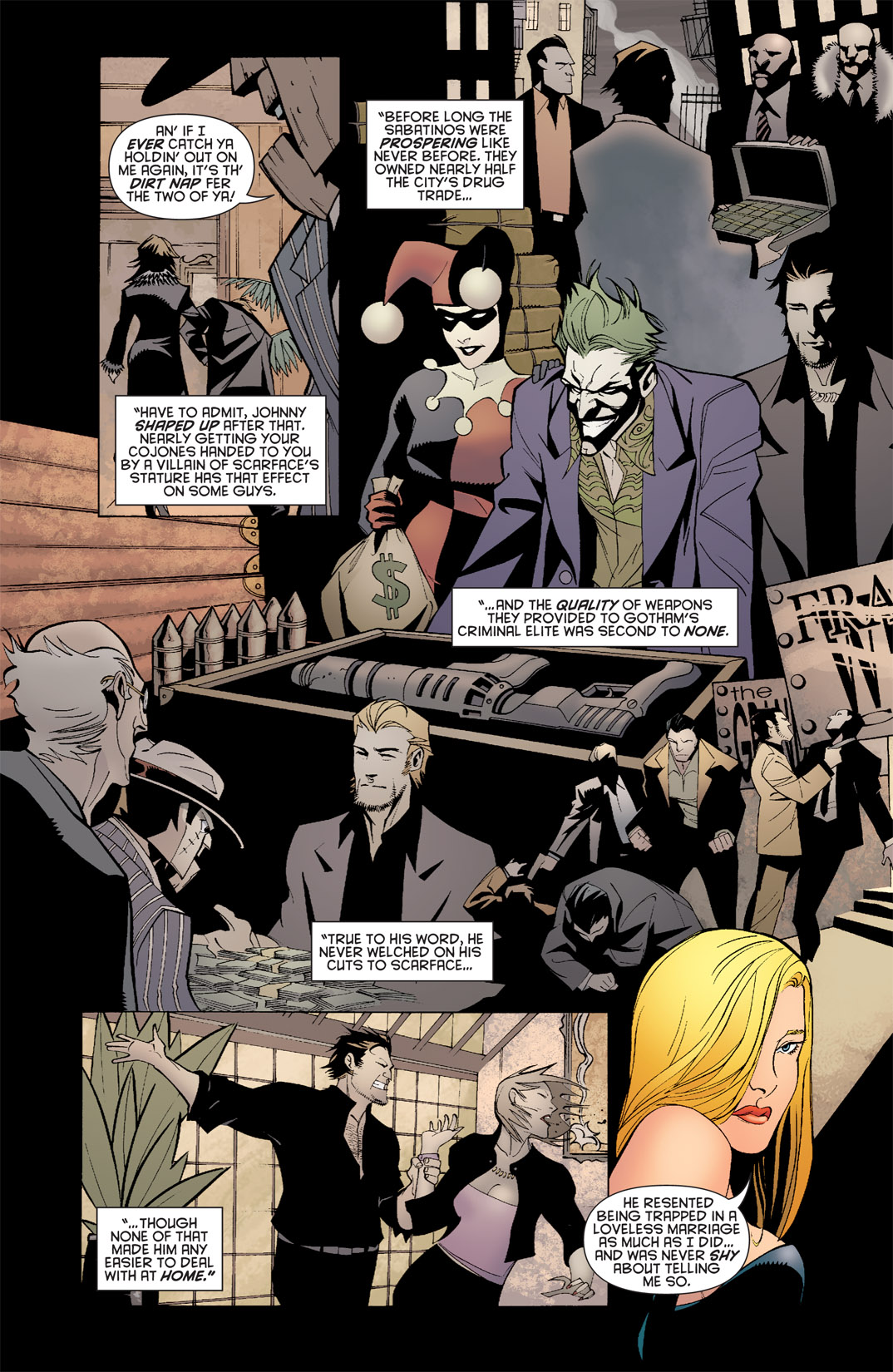 Detective Comics (1937) Issue #844 Page 10