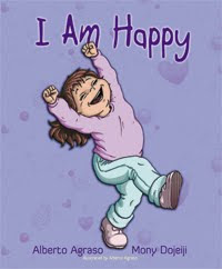 """I am Happy"", illustrated children's tale"