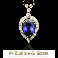 Kate Middleton Jewel Style G. COLLINS & SONS jewellery - Earrings and Pendant