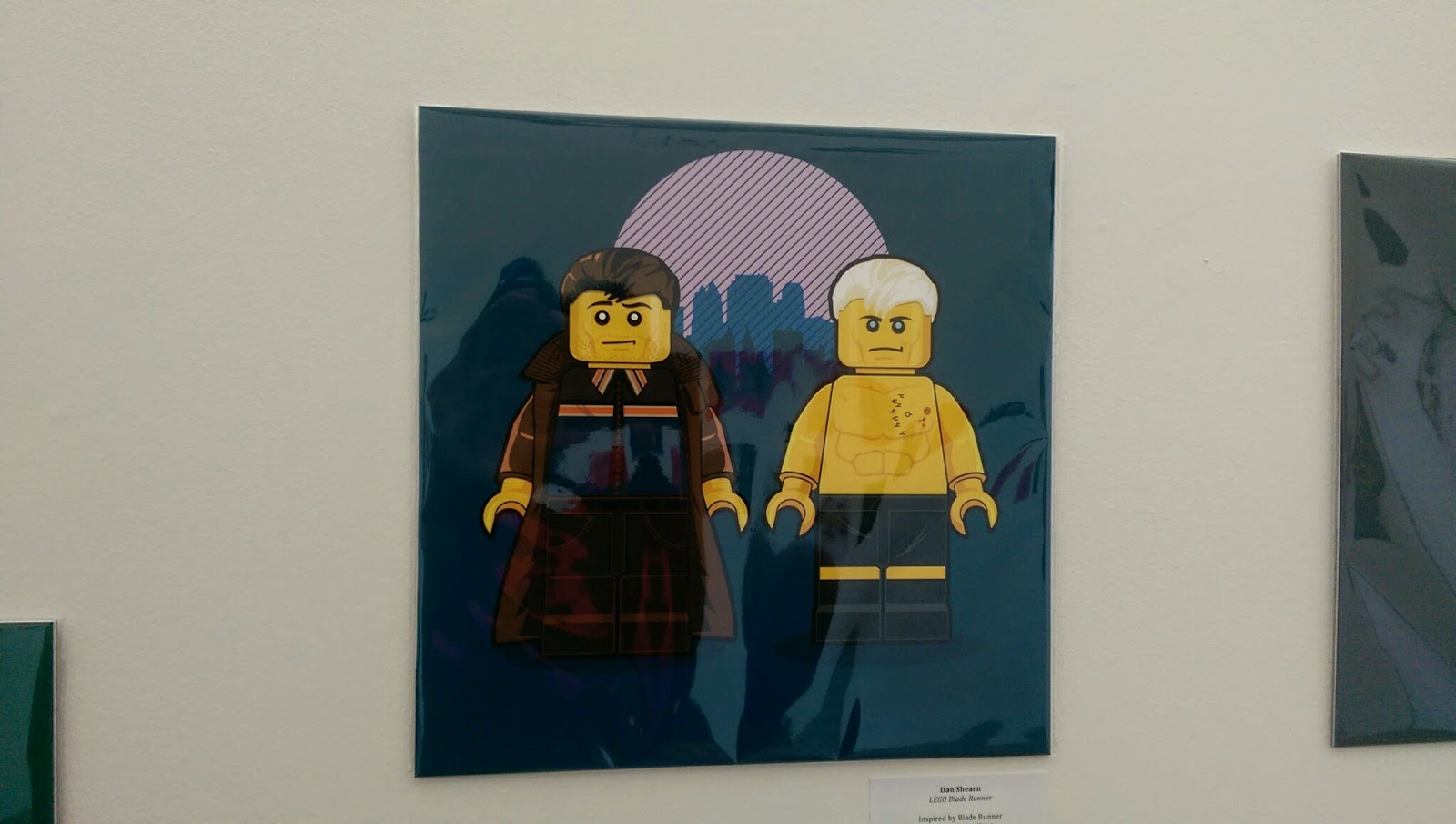 Hero Complex Gallery - LEGO Memories: Blade Runner