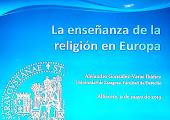 LA CLASE DE RELIGIÓN EN EUROPA.