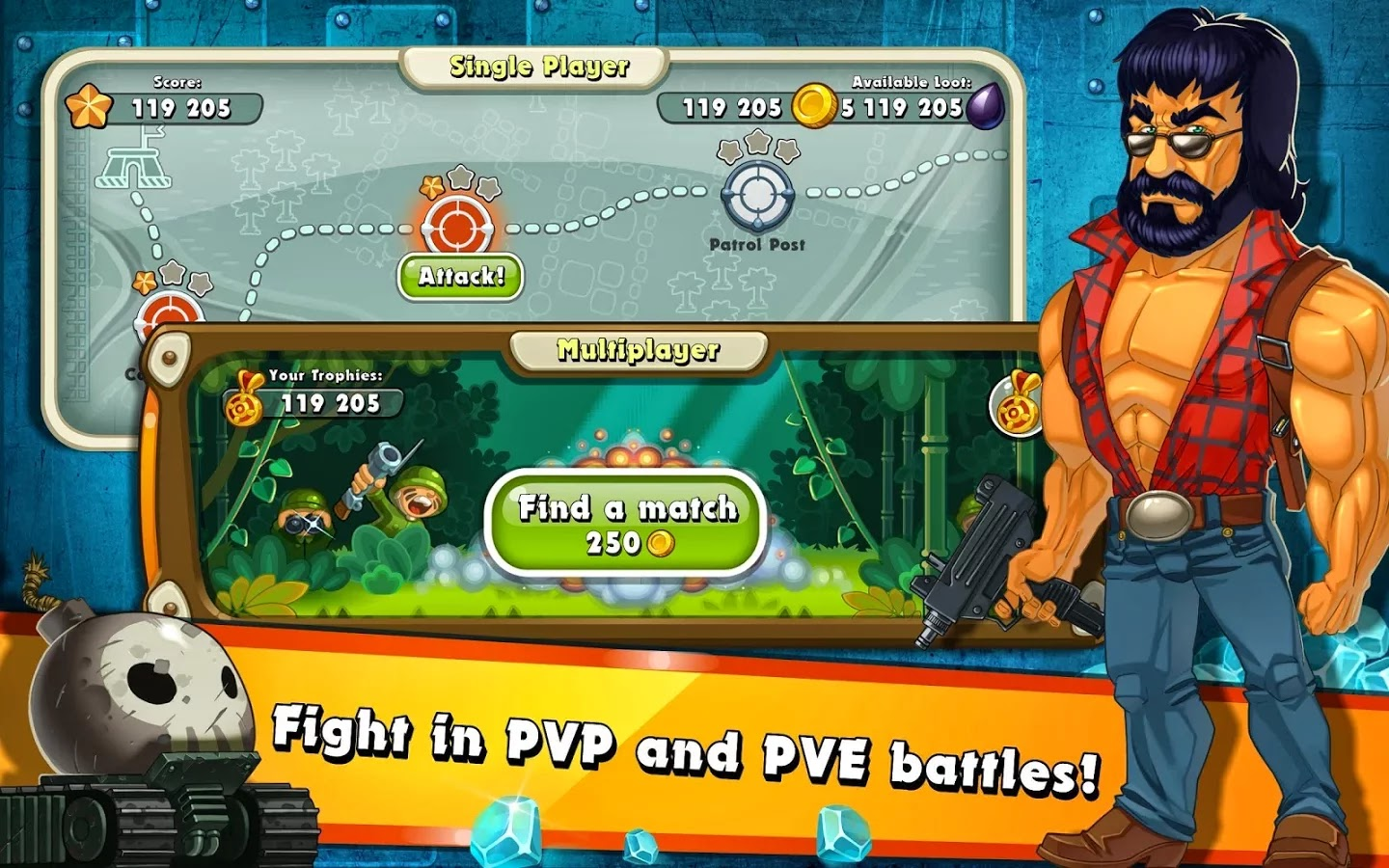 Jungle Heat: Weapon of Revenge v1.9.2