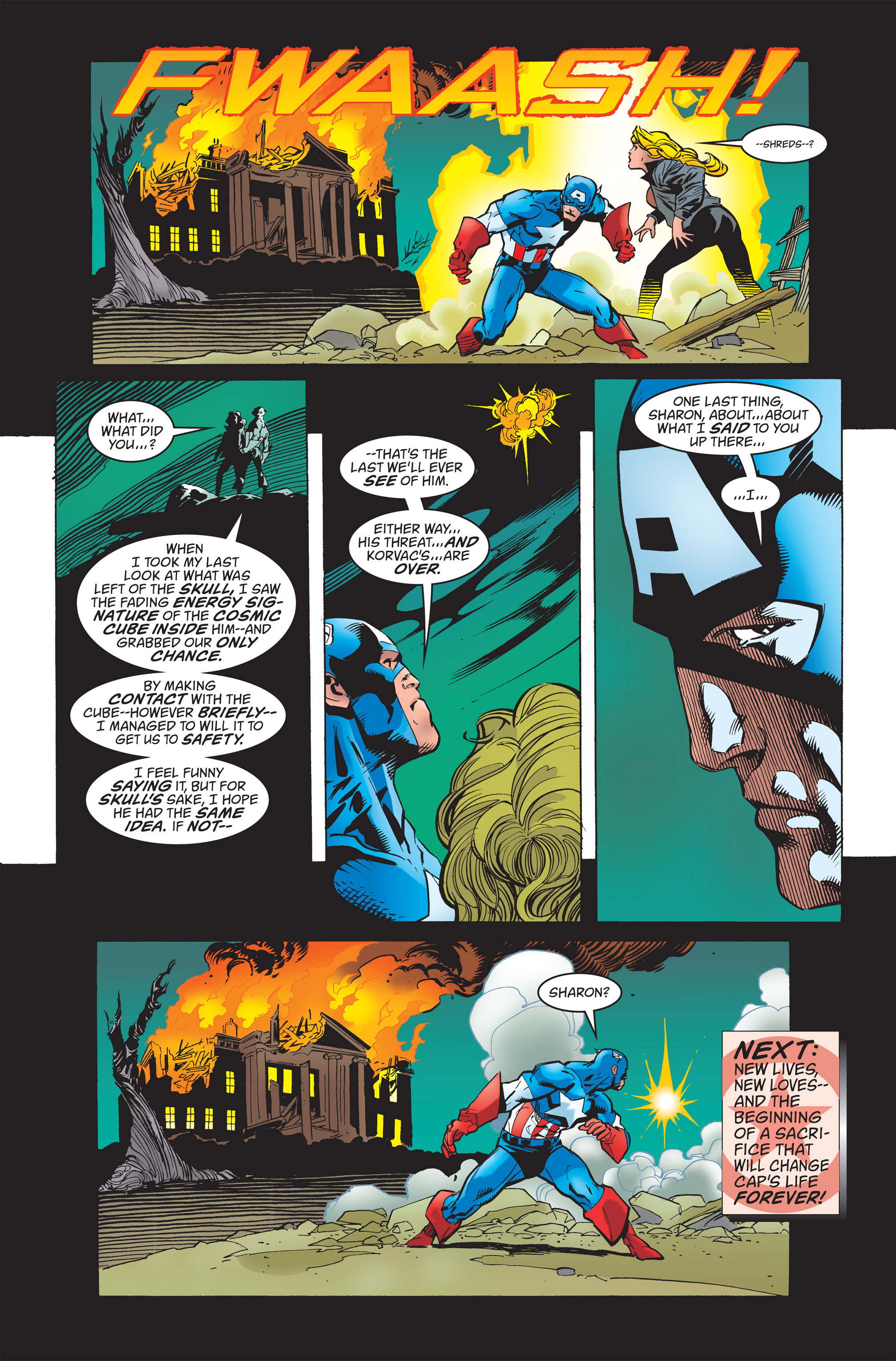 Captain America (1998) Issue #19 #25 - English 22