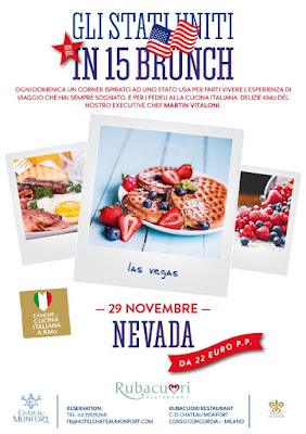 Château Monfort - Sunday Brunch - domenica-29 novembre - milano