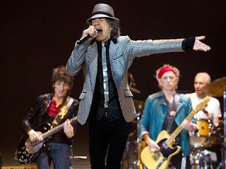 Rolling Stones Concert in London