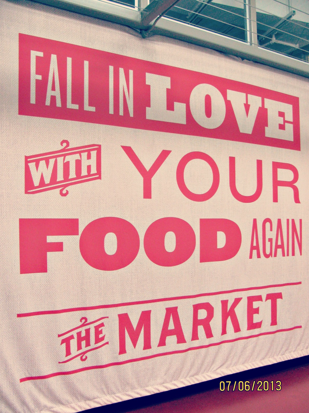 Santa Monica Place // Fall in Love With Your Food at The Market