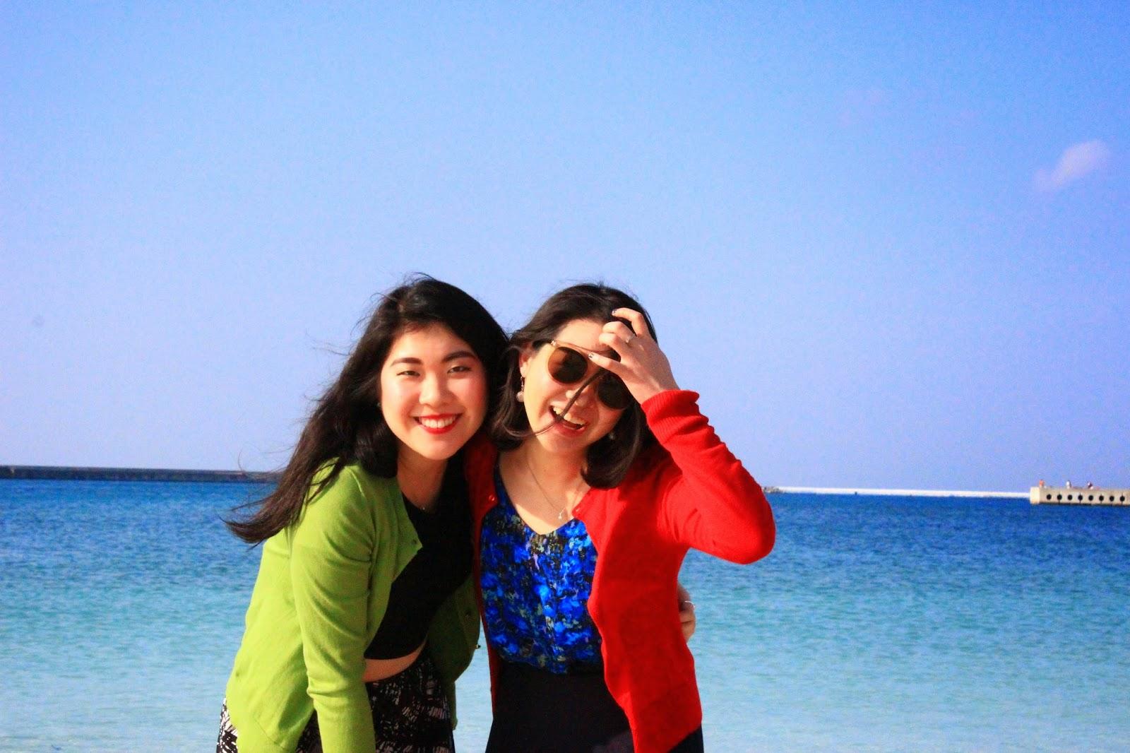 Last Vacation Together   Trip to Miyako Island in Okinawa, Japan