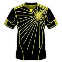 Desain Baju Bola Futsal
