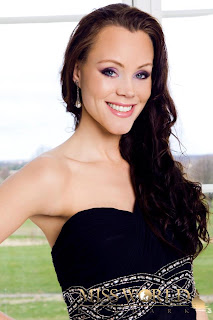 Miss World Denmark 2012 Simone Vistoft