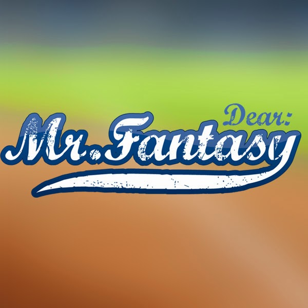 Dear Mr Fantasy Podcast logo