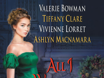 Holiday Reading: ALL I WANT FOR CHRISTMAS IS A DUKE