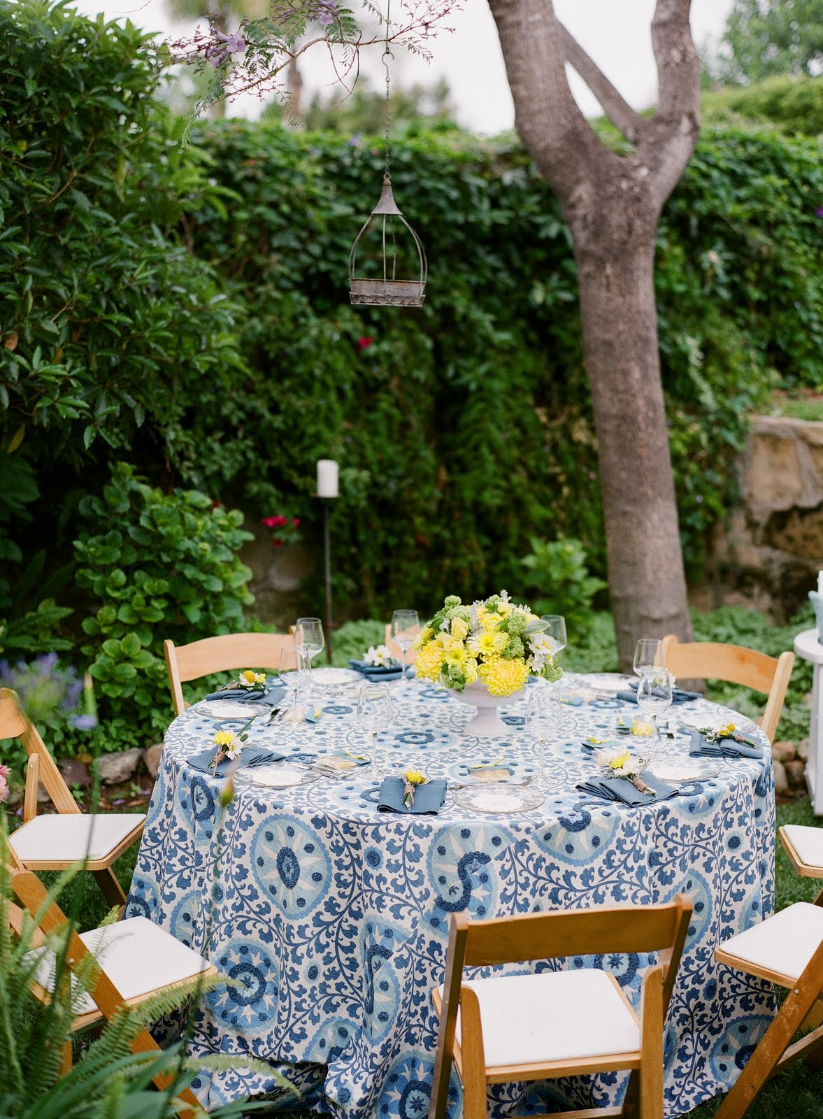 backyard bridal shower ooh lala la fete