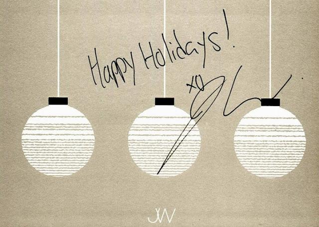 Christmas Jason Wu 2013
