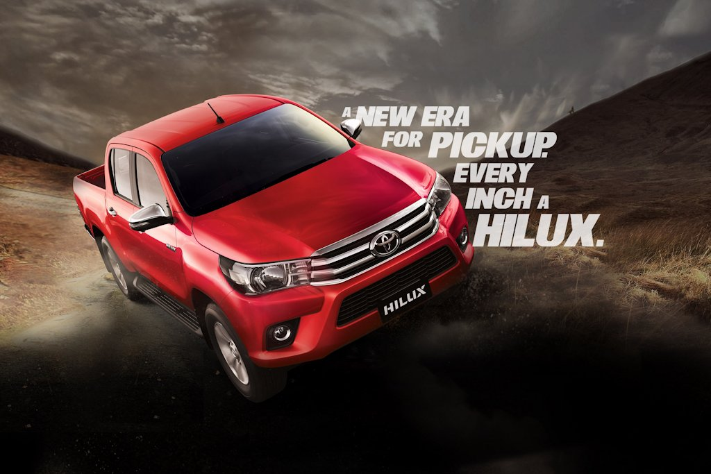 Toyota Launches 2015 Hilux: A New Era for Pickup Trucks (w/ Specs, Video)