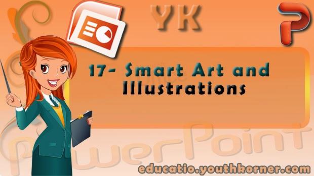 17-Smart Art Illustrations in Power Point