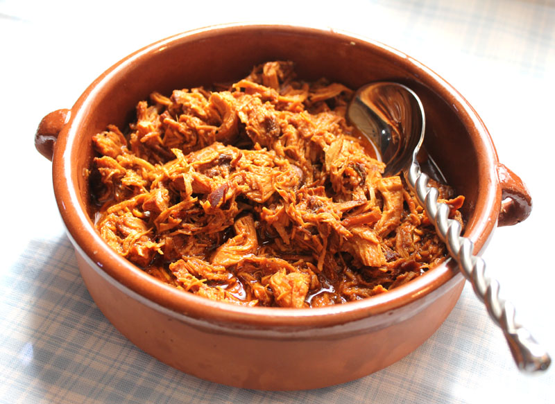Crock Pot BBQ Chicken - Lake Lure Cottage KitchenLake Lure Cottage ...