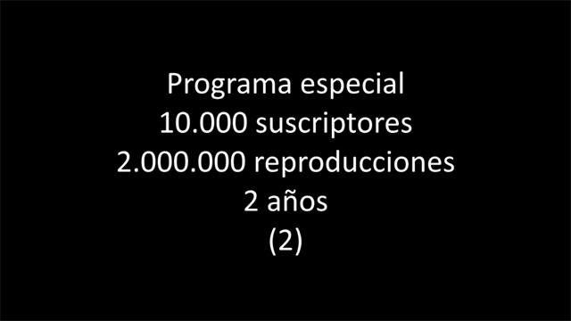 Programa especial (VIDEO 2)