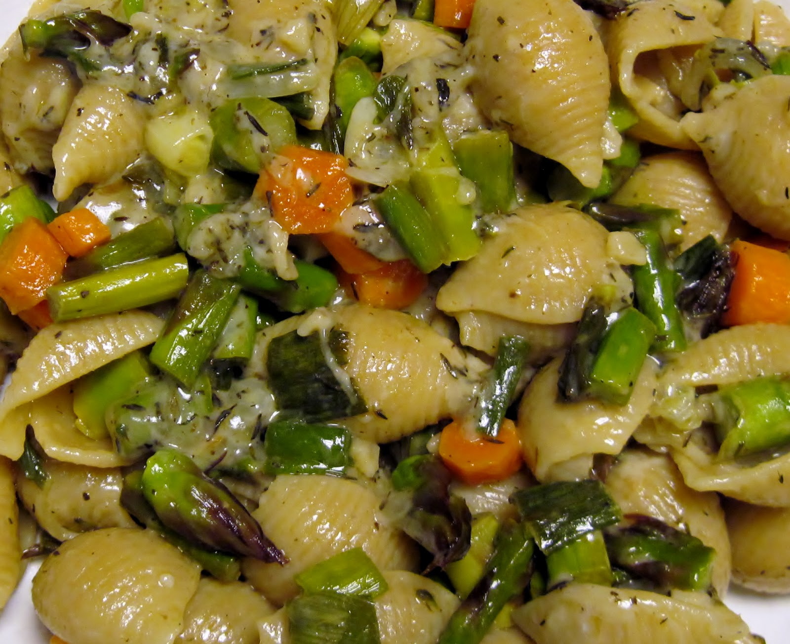 "... Company: Easy ""Throw Recipe"": Pasta with Roasted Spring Vegetables"