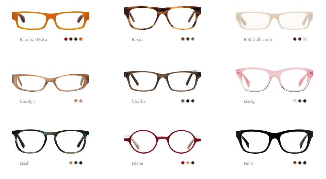 Eyeglass Frame Style Names : Analog/Digital: Fetch Eyewear Review