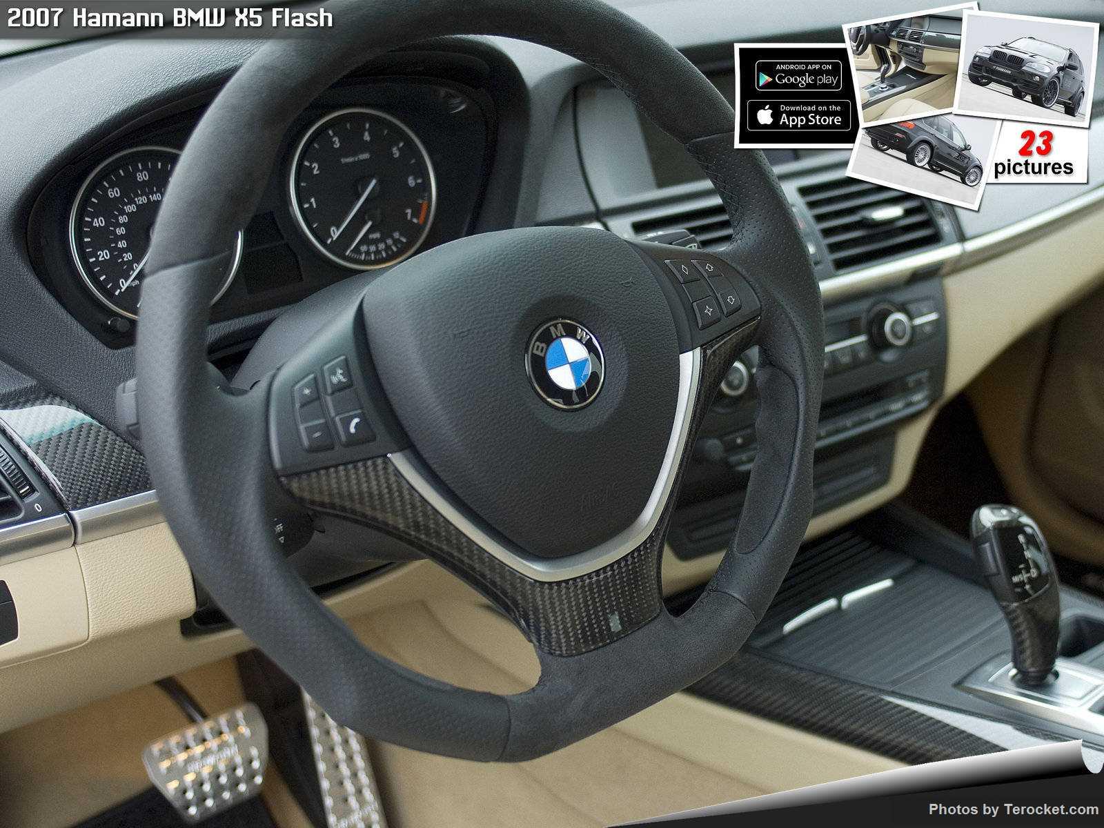 Hình ảnh xe ô tô Hamann BMW X5 Flash 2007 & nội ngoại thất