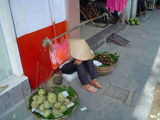 Vietnamienne sieste