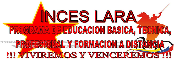 INCES BASICA LARA