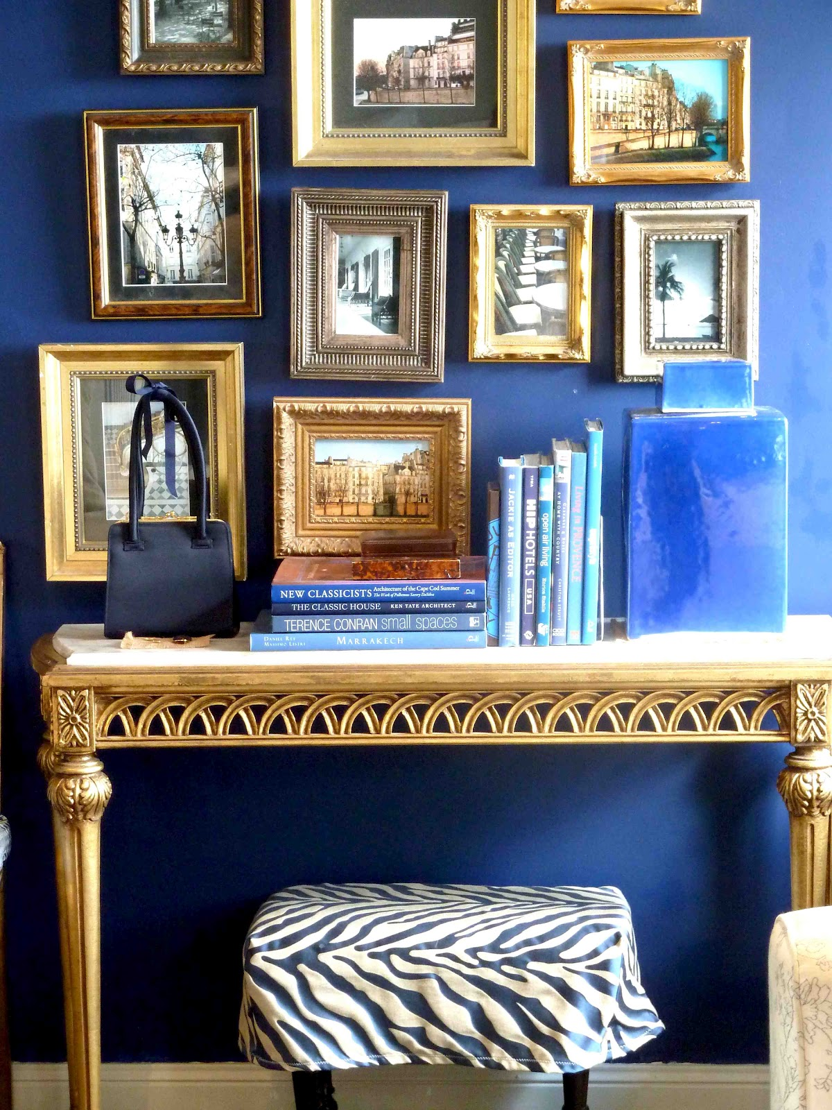 Janelle McCulloch's Library of Design: The Enduring Appeal of Navy ...