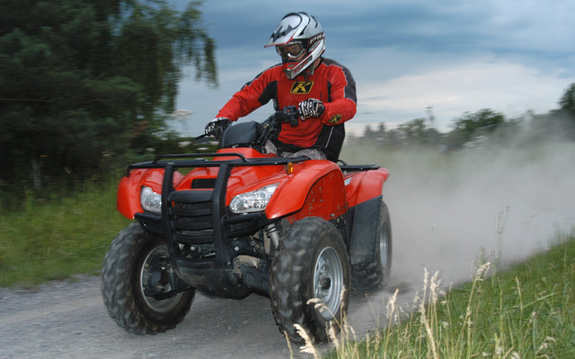 2012 Honda FourTrax Rancher Specifications and Pictures   Latest