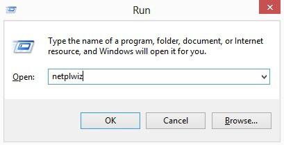 Deschidere interfata de modificare setari utilizatori windows