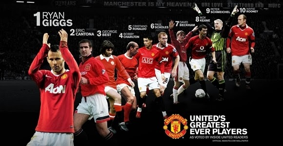 United Greatest Player