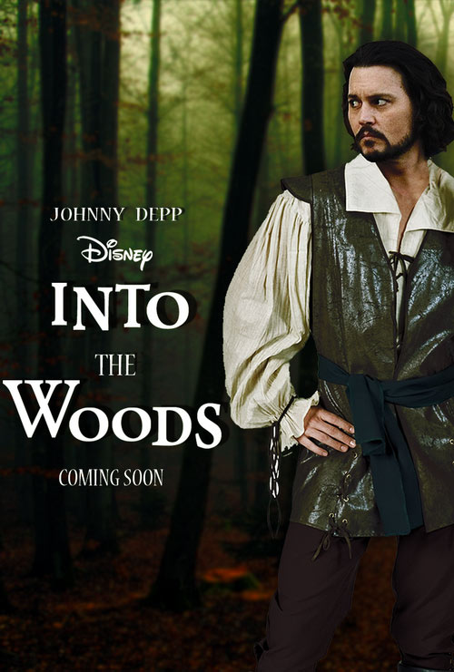 Into the Woods Movie Film Musical 2014 - Sinopsis (Johnny Depp, Emily Blunt)