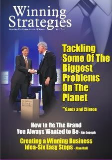 Gates and Clinton: Tackling Some Of The Biggest Problems On The Planet