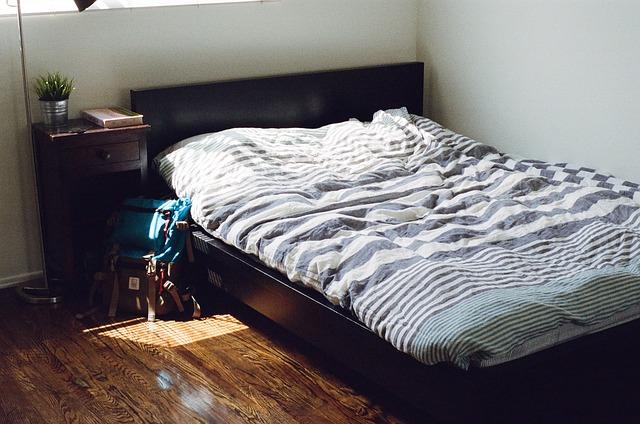 Ketika Kamu Tidur Di Rumah Seseorang, Sebelum Kamu Pergi Sudah Seharusnya Kamu Rapikan Terlebih Dahulu