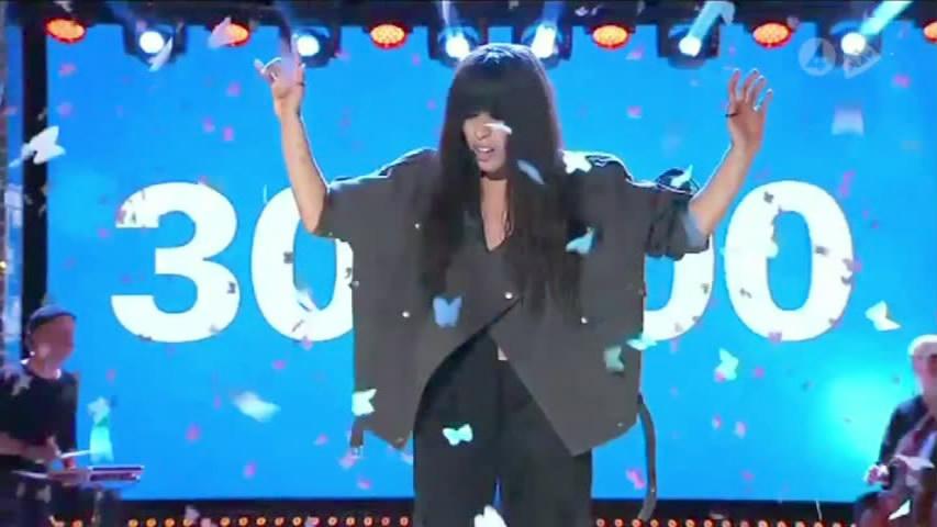 Loreen - Euphoria (Live Humorgalan 2012)