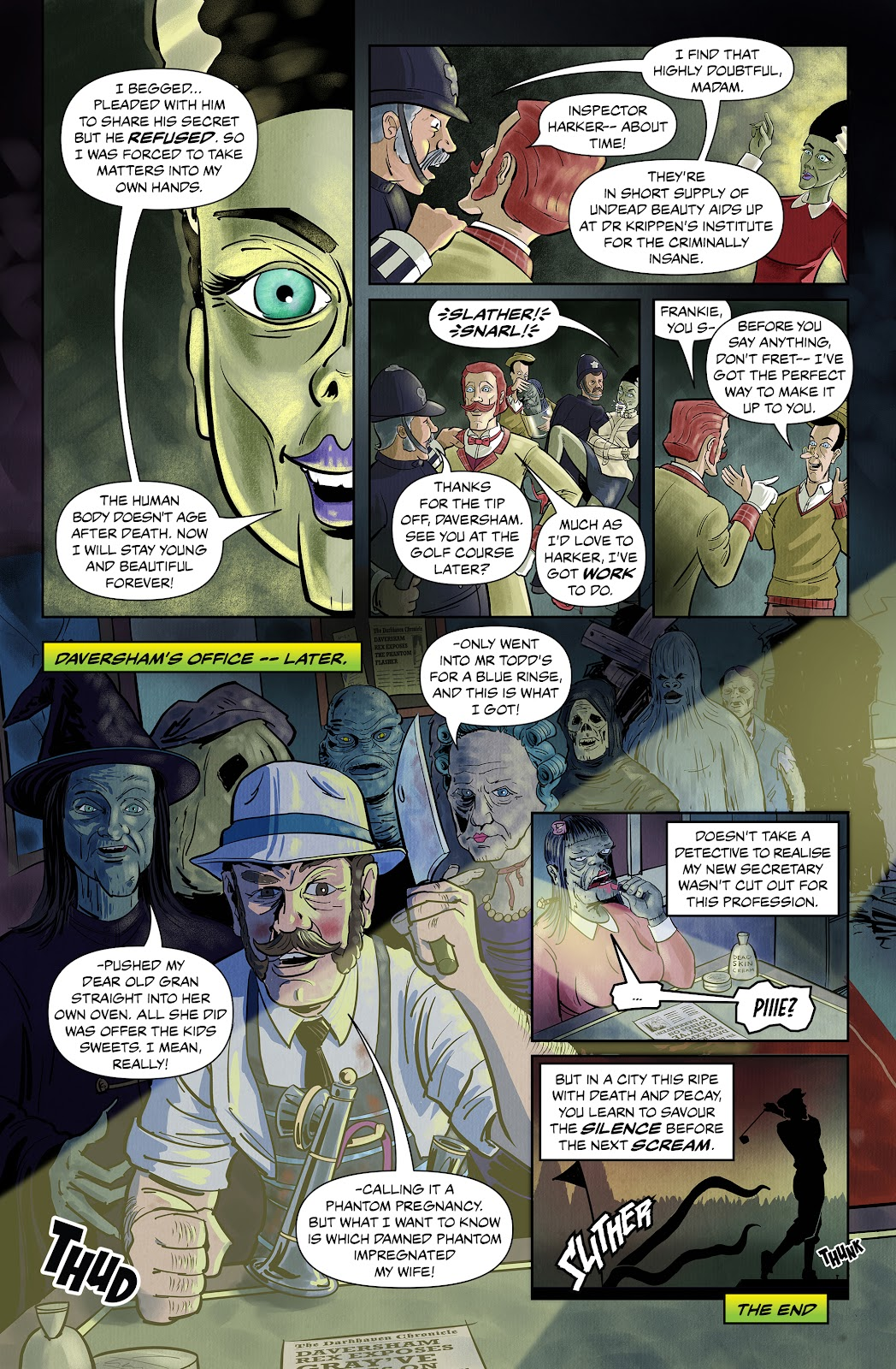 100% Biodegradable Issue #18 #18 - English 10