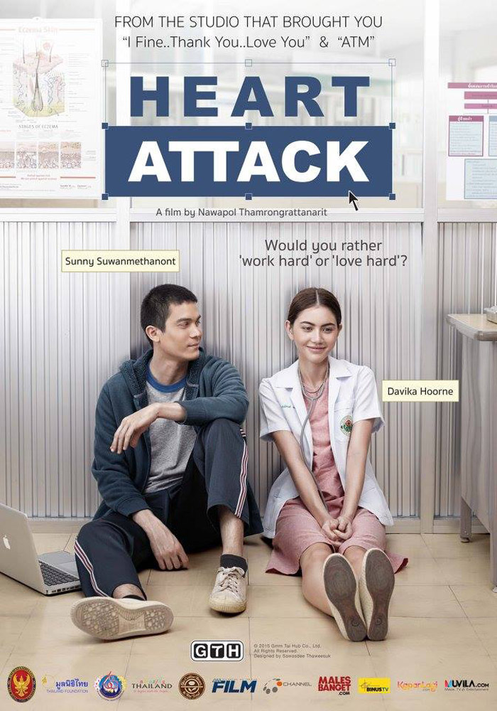 Heart Attack (2015) Movie free download
