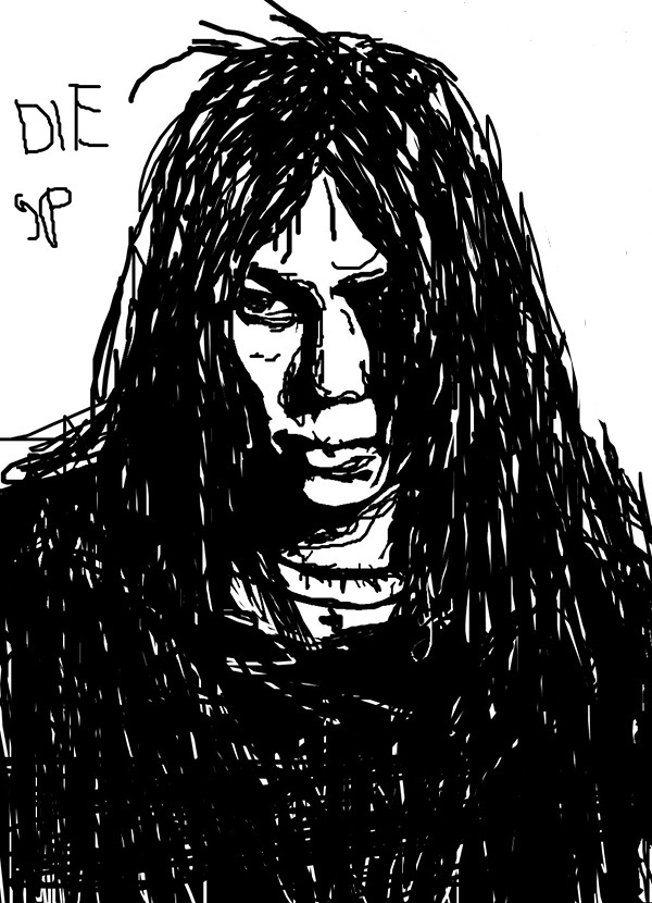 DIE DIR EN GREY DRAWING PAINT