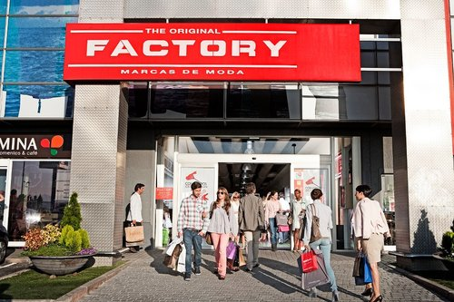 tienda north face factory las rozas