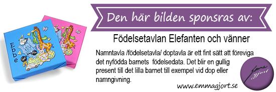 doptavla från emmagjort.se