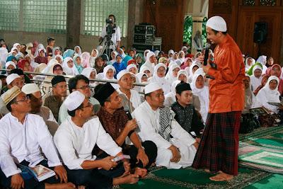 yusuf mansyur, indonesia menghafal