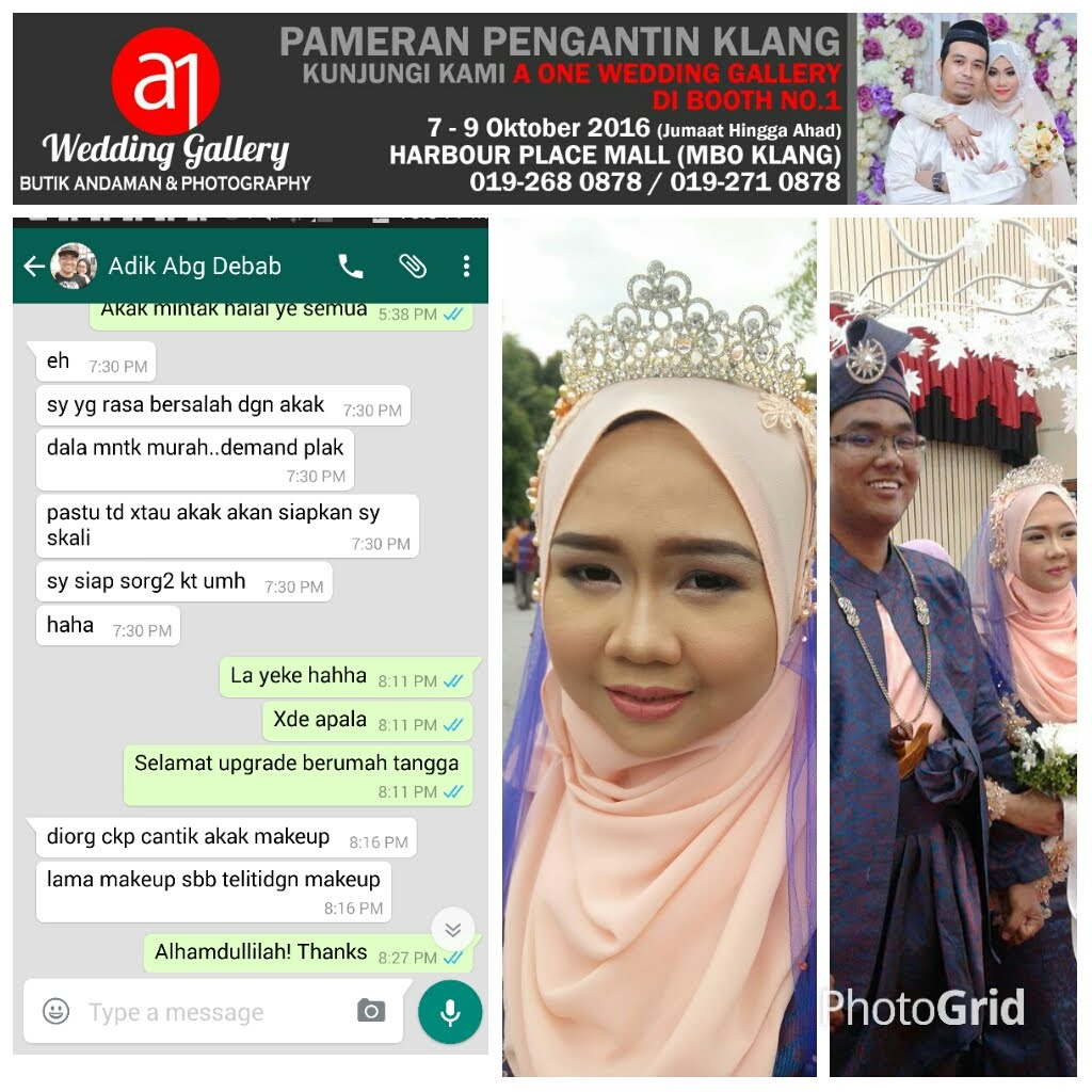 Wedding Adik Abg Debab