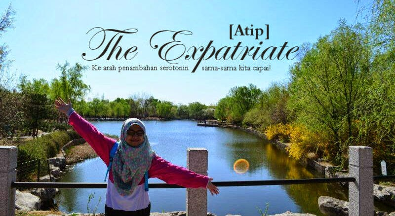 Atip the expatriate