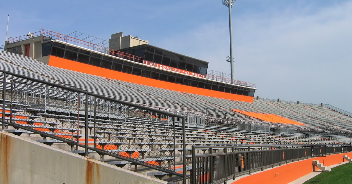 Scolin's Sports Venues Visited: #22: Bowling Green State University ...