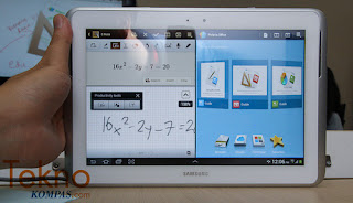 Samsung Galaxy Note 10 inch