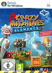 Crazy Machines Elements-BACKLASH