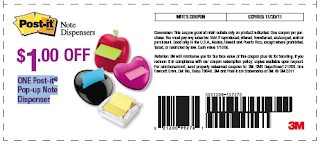 $3.00 off Post-it