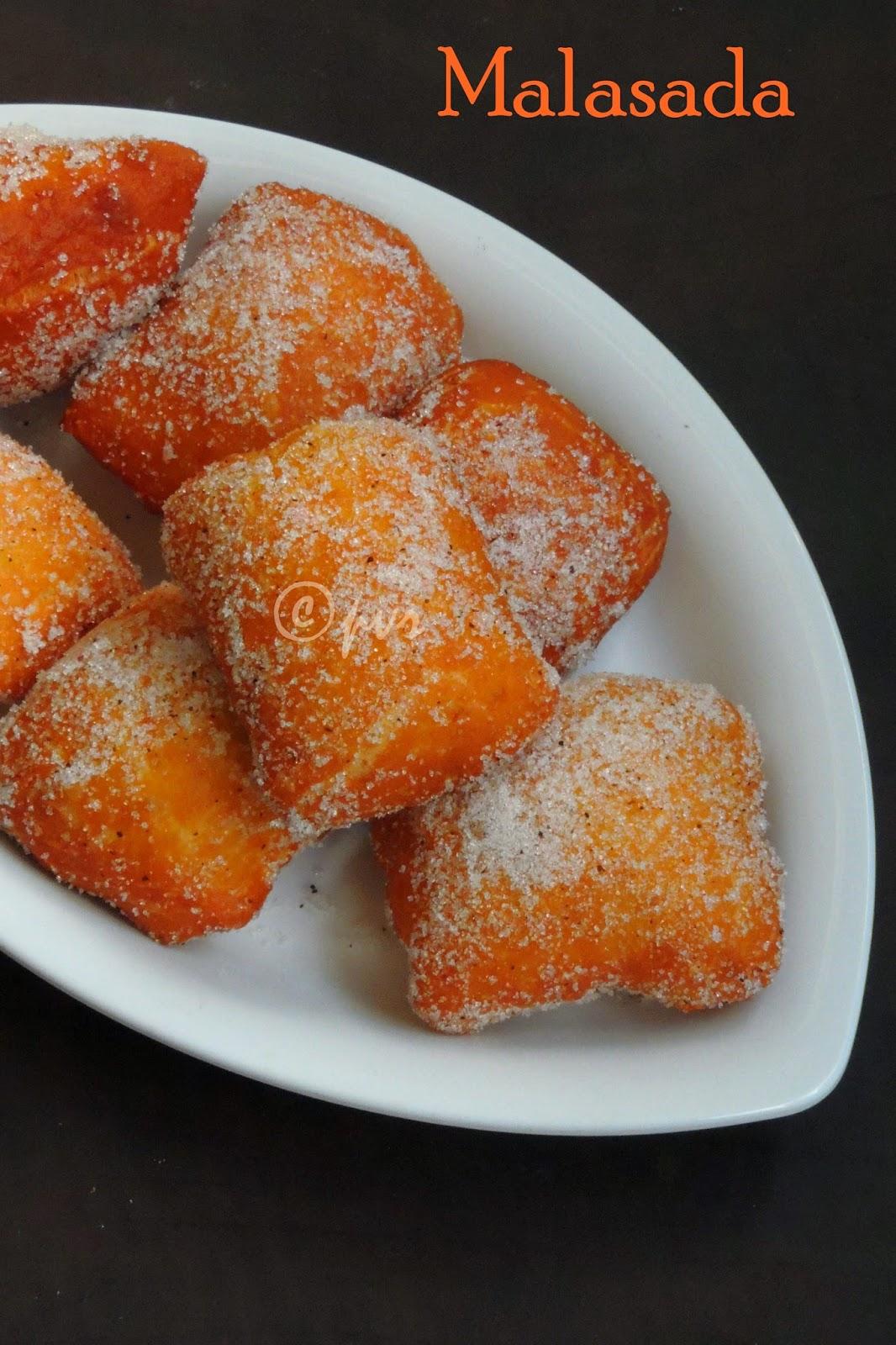 Hawaiian Doughnuts, Malasadas