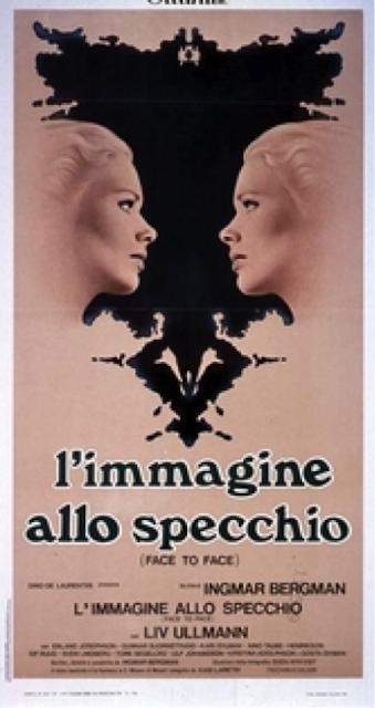 Cinema e teatro l 39 immagine allo specchio face to face ansikte mot ansikte ingmar bergman - L immagine allo specchio streaming ...