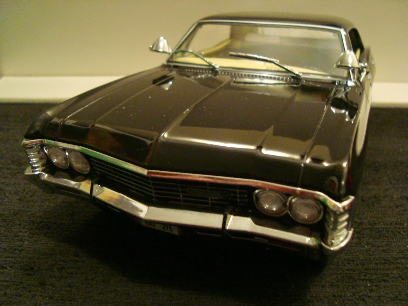 Diecast American Car Nutz!: 1967 Chevrolet Impala SS