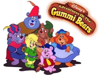 ... dos Gummi Bears